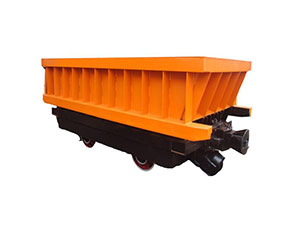 Bottom Side Dumping Wagon