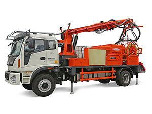 CPS25/CPS30 Concrete Sprayer