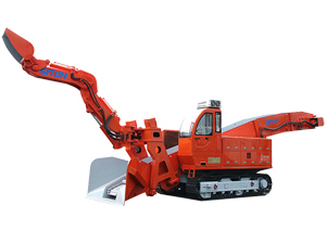 LWL-180/75L Special Crawler Mucking Loader for Open Pit